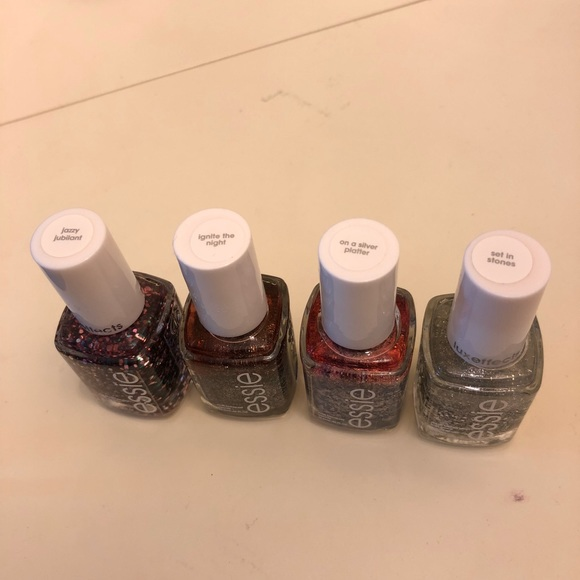 Other | Essie Nail Effects Nail Polish Final Price | Poshmark